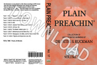 Plain Preachin' Volume 17 - Downloadable MP3