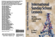 International Sunday School Lessons 1993 - MP3