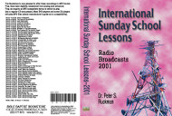 International Sunday School Lessons 2001 - MP3