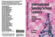 International Sunday School Lessons 2002 - MP3