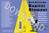 February 2015 Blowout MP3 Sermons & Music - Downloadable MP3