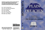 Plain Preachin' Volume 25 - MP3