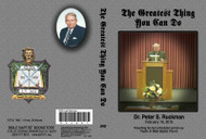 Dr. Ruckman's Last Sermon - DVD