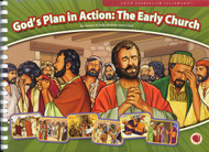 God's Plan in Action: The Early Church (options available)