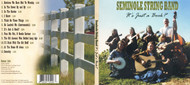 It's Just a Book? - Seminole String Band CD
