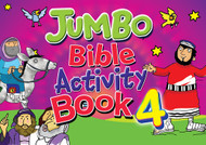 Jumbo Bible Activity - Book #4