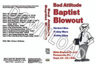 1992 September Blowout Sermons - Downloadable MP3