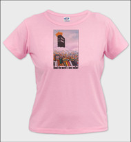 Read the World's Best Seller - Ladies T-Shirt