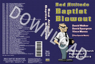 September 2016 Blowout MP3 Sermons & Music - Downloadable MP3