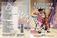 January 2017 Sermons - Downloadable MP3