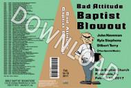 February 2017 Blowout MP3 Sermons & Music - Downloadable MP3