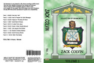 Zack Colvin Sermons on MP3 - Volume 1