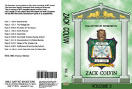Zack Colvin Sermons on MP3 - Volume 2