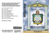 Brian Donovan Sermons on MP3 - Volume 43