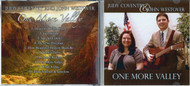 One More Valley - John Westover and Judy Coventry CD