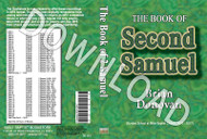 The Book of Second Samuel - Downloadable MP3