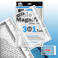 Bible Magnifier 3-in-1 Tool