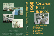Ships of the Bible - 1998 VBS - DVD