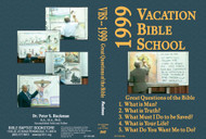 Great Questions of the Bible - 1999 VBS - DVD