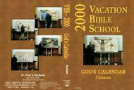 God's Calendar - 2000 VBS - DVD