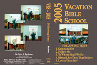 Following Jesus - 2005 VBS - DVD
