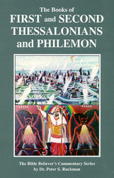 1 & 2 Thessalonians, Philemon Commentary