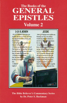 General Epistles Commentary Volume 2