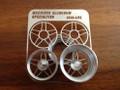 Pro Street Aluminum Wheels -4-Set 1/25