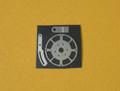 Small Block Engine Crank Trigger 1/16