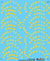 Tire Decal Sheet - Yellow Good Year 1/16