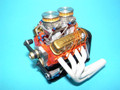 Dual Carburetor Engine Fuel Lines Bundle 1/16