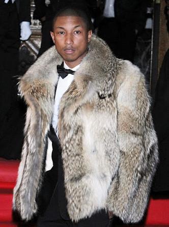 Men's Coyote Fur Jacket