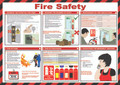 Fire Safety Poster