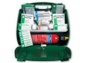 10 Person First Aid Kit & Fire Extinguisher