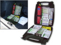Vehicle First Aid Kit & Fire Extinguisher
