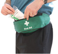 Travel Workplace First Aid Kit Bum Bag - Compliant to BS8599-1