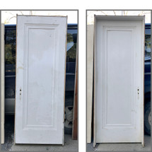 "D17173 - Single Antique Miracle Door in Jamb 30"" x 79"""