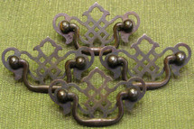 Chippendale style furniture pulls