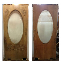 "D12161 - Single Antique Exterior Door 34"" x 80"""