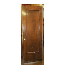 "D13102 - Single Antique Interior Door 29-3/8"" x 83-3/8"""