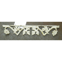 S14009 - Vintage Cast Iron Decorative Panel