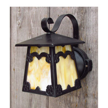 L15051 - Antique Revival Period Exterior Lantern Sconce