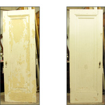 "D15059 - Single Antique ""Miracle"" Door 28"" x 80"""