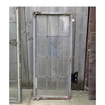 G15046 - Antique Leaded Glass Casement Window