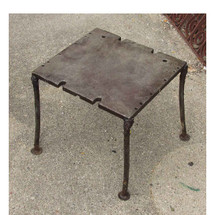 F16107 - Vintage Industrial Style Side Table