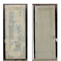 "D16074 - Single Antique Interior ""Miracle"" Door 30"" x 78-3/4"""