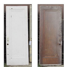 "D16076 - Single Antique Interior ""Miracle"" Door 29-3/4"" x 80"""