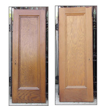 "D16097 - Single Antique Interior Door 27-3/4"" x 79"""