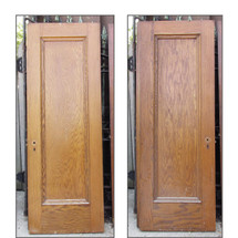 "D16098 - Single Antique Interior Door 28"" x 78-1/2"""