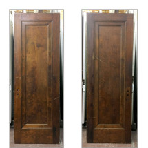 "D16148 - Single Antique Interior ""Miracle"" Door 28"" x 79-1/4"""